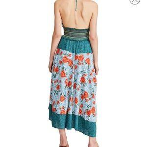 Free People Dresses - Free People Gabriela Halter Dress, Size XSmall
